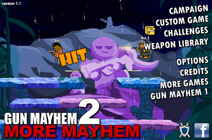 click to play gun mayhem 2